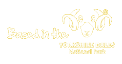 Logo: Based in the Yorkshire Dales