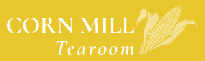 Logo: Corn Mill Tearoom, Bainbridge